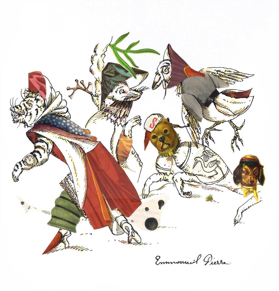 Emmanuel Pierre - bulldog