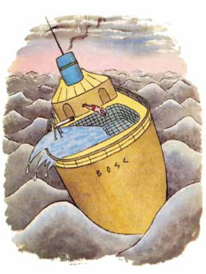 Bosc - bateau