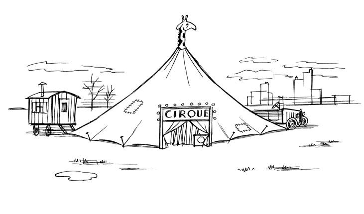 Bosc - cirque