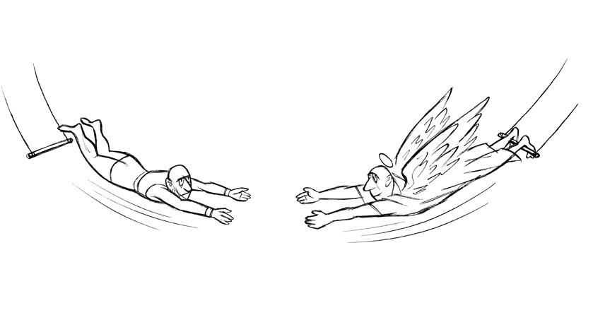 Bosc - trapezes