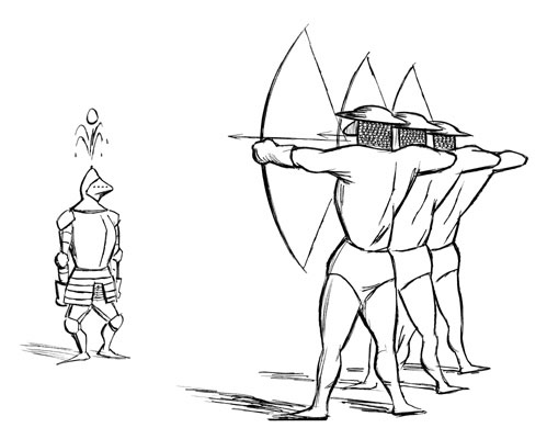 Chaval - archers