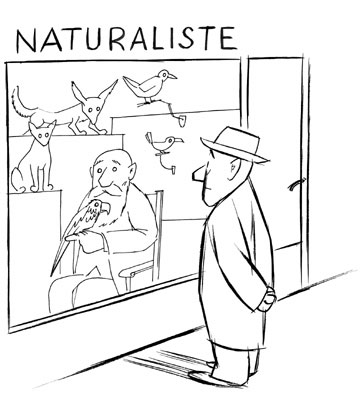 Chaval - naturaliste