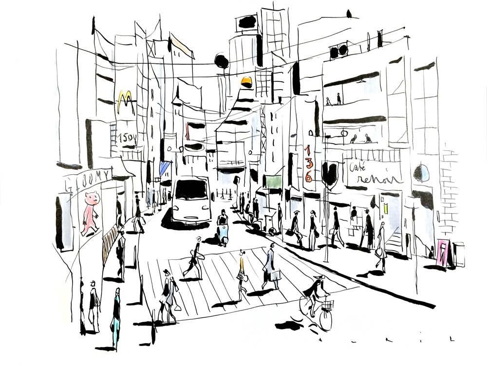 François Avril - Tokyo-Renoir