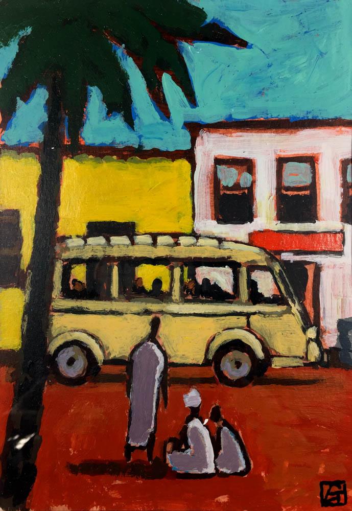 Jean-Claude Gotting - Bus