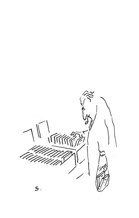 Jean Jacques Sempé - lecteur-choix