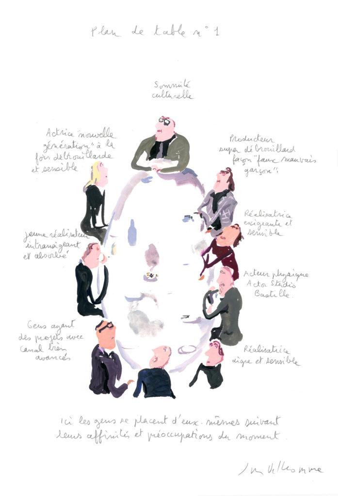 Jean-Philippe Delhomme - Dessins de mode - plandetable_001