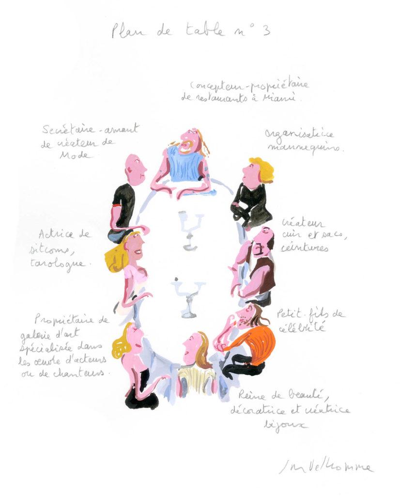 Jean-Philippe Delhomme - Dessins de mode - plandetable_003