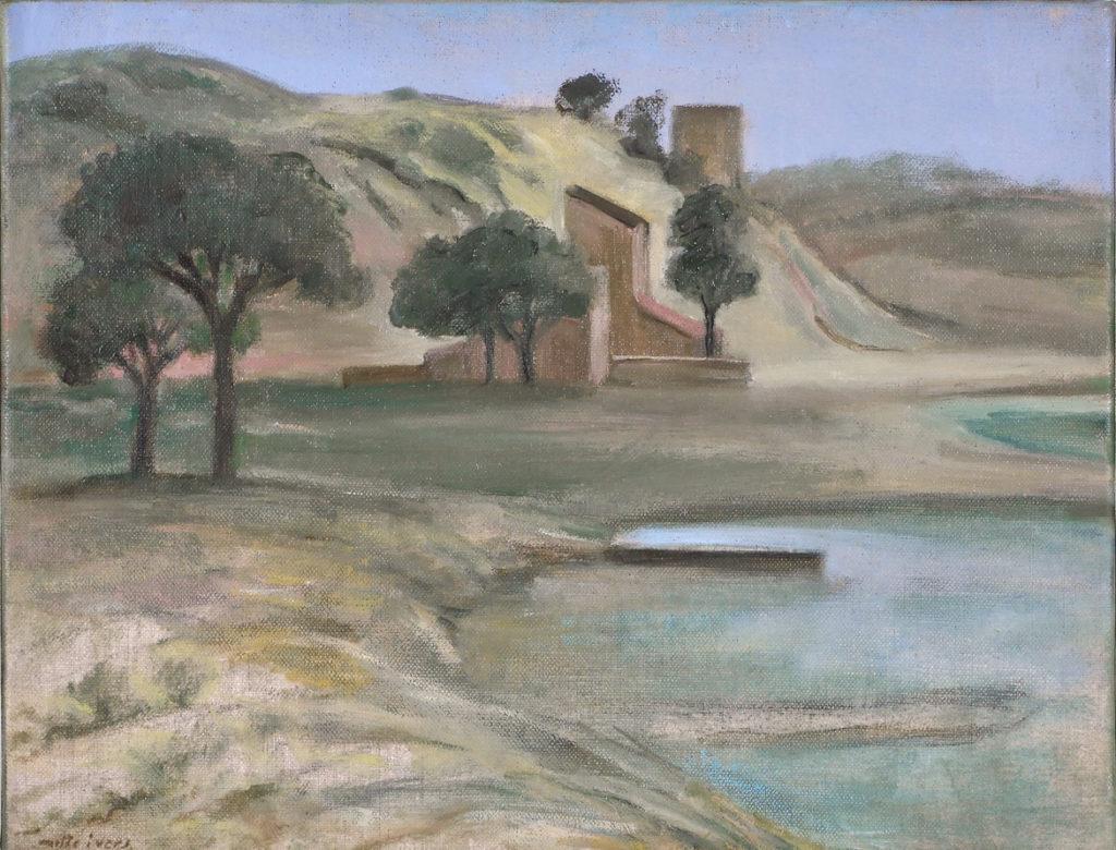 Mette Ivers - Paysage-romain
