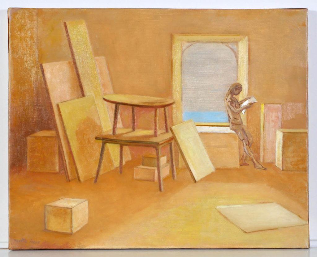 Mette Ivers - la-fenêtre
