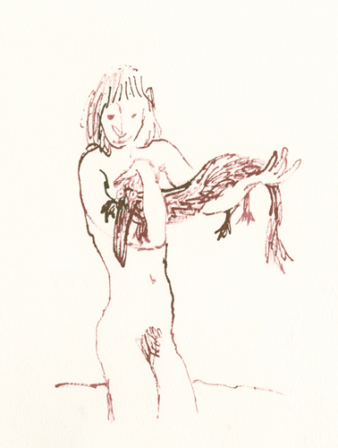 Quentin Blake - Compagnons 01