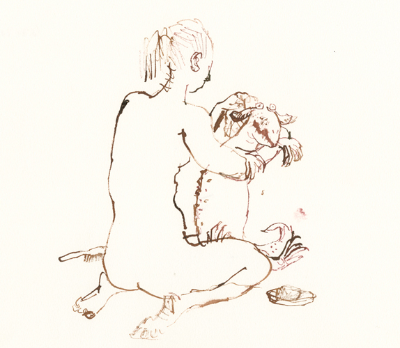 Quentin Blake - Compagnons 03