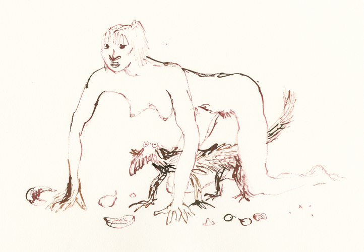 Quentin Blake - Compagnons 04