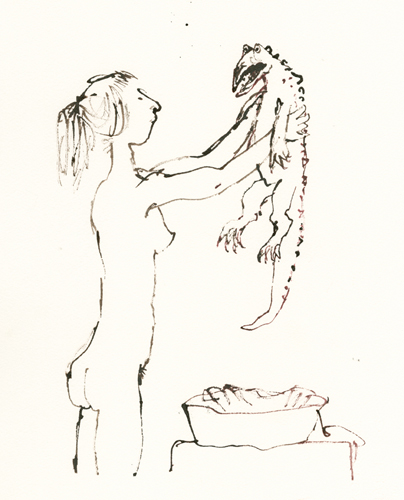 Quentin Blake - Compagnons 06
