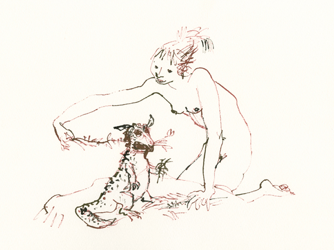 Quentin Blake - Compagnons 08