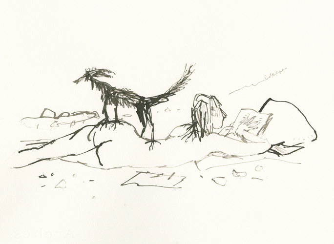 Quentin Blake - Compagnons 10