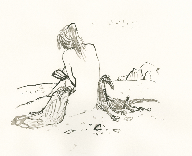 Quentin Blake - Compagnons 11