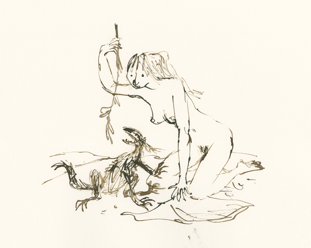 Quentin Blake - Compagnons 12