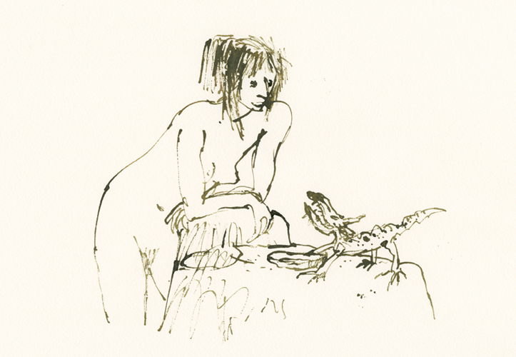 Quentin Blake - Compagnons 13