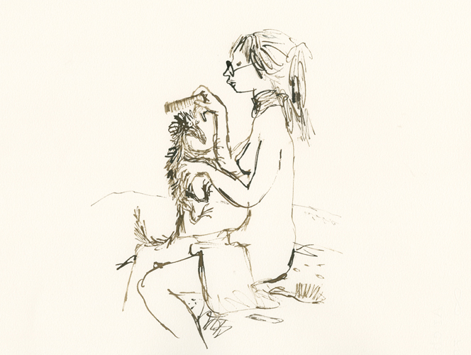 Quentin Blake - Compagnons 14