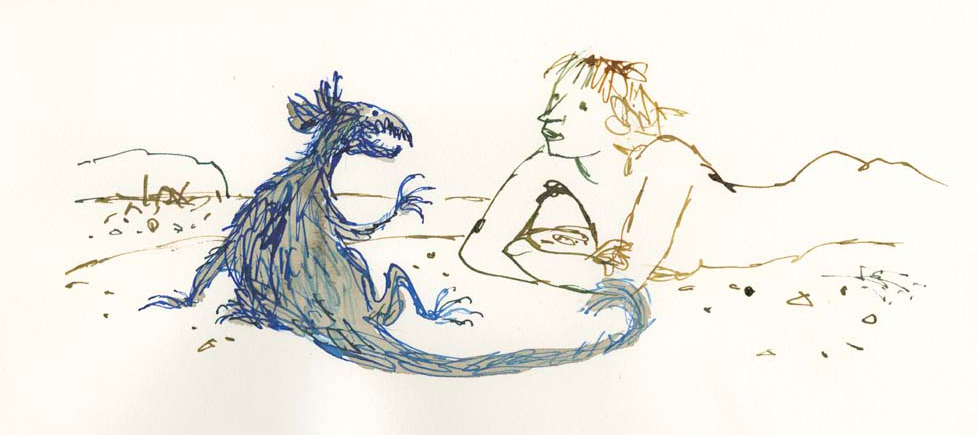 Quentin Blake - Compagnons 17