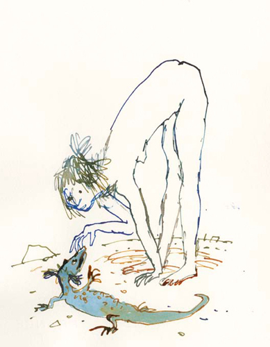 Quentin Blake - Compagnons 19