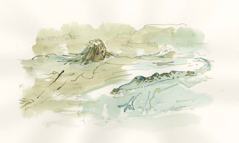 Quentin Blake - Compagnons 20
