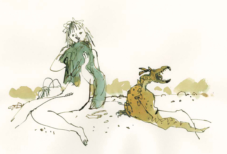 Quentin Blake - Compagnons 21