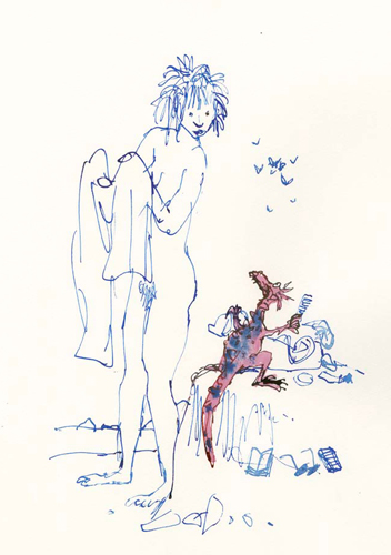 Quentin Blake - Compagnons 22