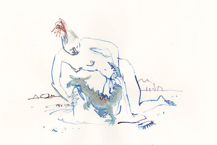 Quentin Blake - Compagnons 23