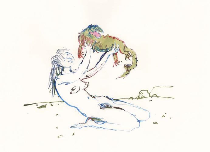 Quentin Blake - Compagnons 24