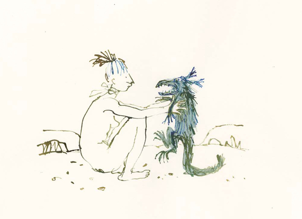 Quentin Blake - Compagnons 25
