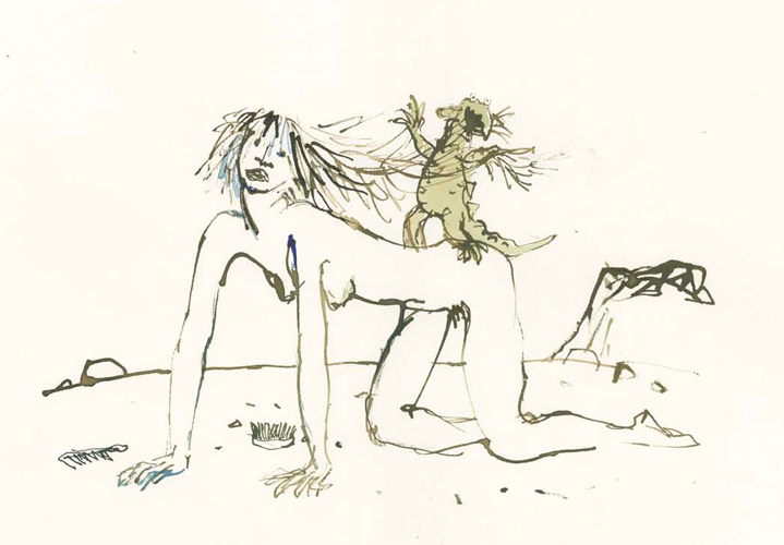 Quentin Blake - Compagnons 27