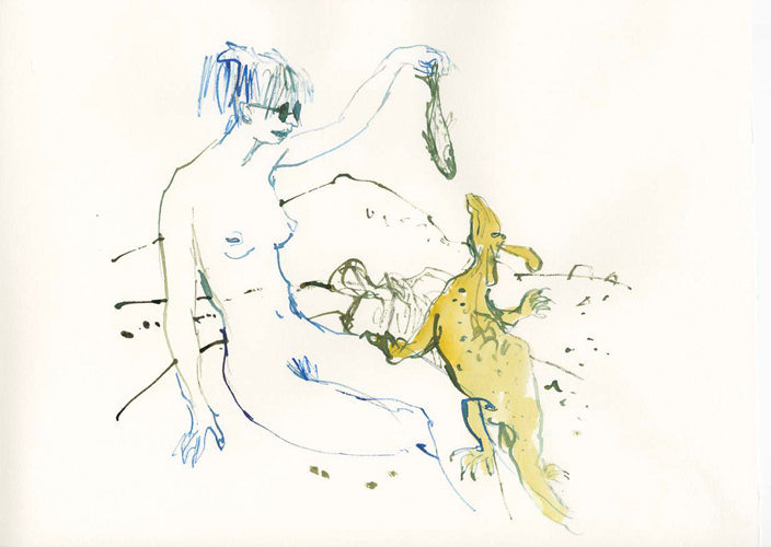Quentin Blake - Compagnons 28