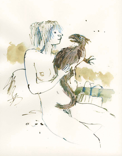 Quentin Blake - Compagnons 29