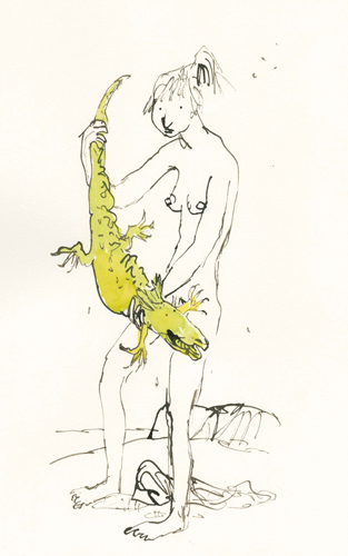Quentin Blake - Compagnons 31