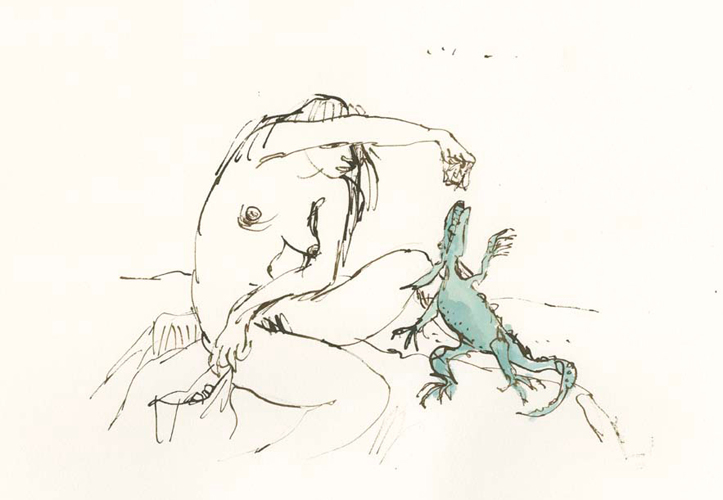 Quentin Blake - Compagnons 33