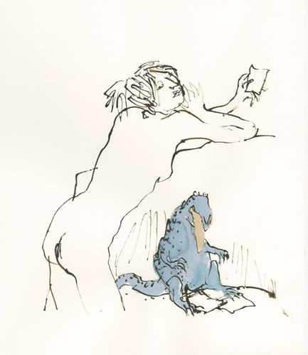 Quentin Blake - Compagnons 35