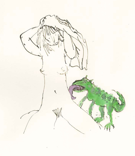 Quentin Blake - Compagnons 36