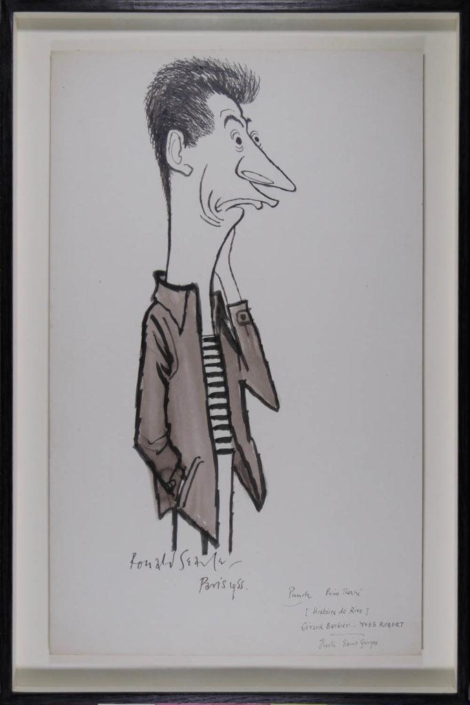 Ronald Searle - Histoire-de-rire